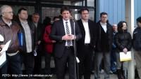 """U IMK """"14. oktobar"""" ogorčeni na gradonačelnika"""