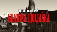 Promocija romana Klarina ljuljaška, autora Miljana Markovića